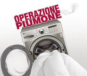 Lavatrice per lavare piumone letto matrimoniale - Lavatrice per piumoni ...
