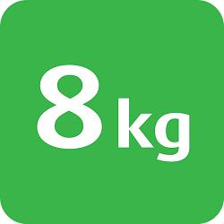 Lavatrice 8 kg miglior prezzo confronto prezzi for Lavatrice 8 kg offerta