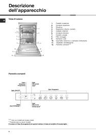 ▷ LAVASTOVIGLIE ARISTON ISTRUZIONI e Manuali PDF