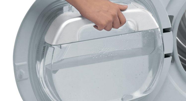 asciugatrice dove scarica acqua