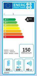 asciugatrici slim etichetta energetica