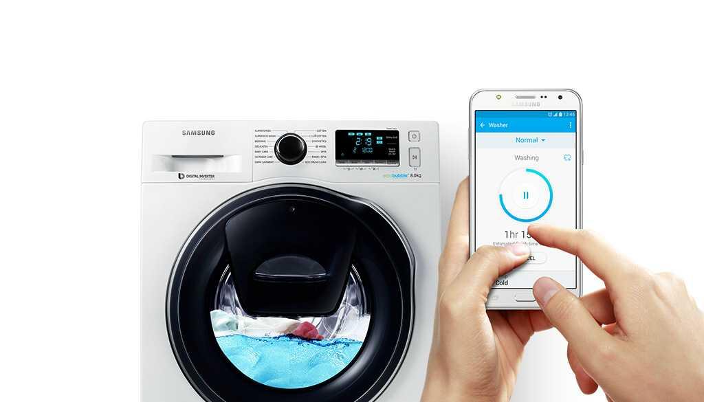 lavatrice samsung wifi