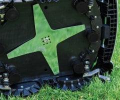 robot tagliaerba senza filo perimetrale Ambrogio L60 Deluxe
